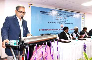 Shri Ramswaroop Memorial University   SRMU Lucknow